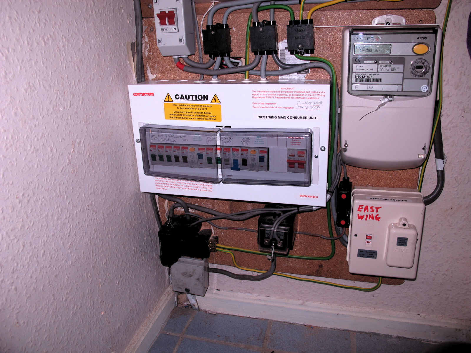 Fuse Box Regulations Uk Car Wiring Diagrams Explained Electric Panel Example Electrical Diagram U2022 Rh Huntervalleyhotels Co Board Power Distribution